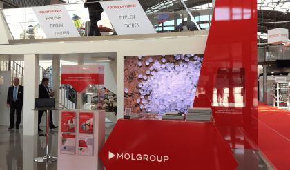 Zoznámte sa s odborníkmi zo spoločnosti MOL GROUP na tohtoročných veľtrhoch plastov
