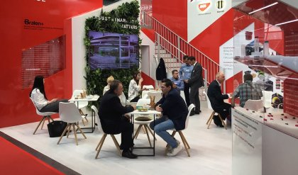 MOL Group has won gold medal in the 'Most innovative booth' category at PLASTPOL trade show